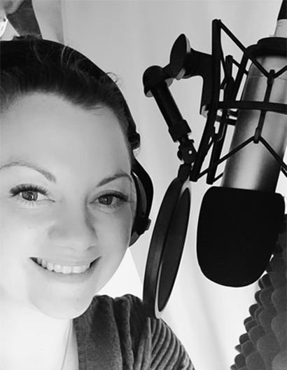 Caz Duthie Voiceover artist